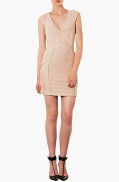 Possible #NYE dress? Topshop Ribbed Bandage Body-Con Dress available at #Nordstrom A favorite repin of VIPFashionAustralia.com