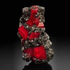 Rhodochrosite - Sweet Home Mine, Mount Bross, Alma District, Park Co., Colorado, USA Size: 12 cm