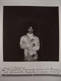 That's our boy PRN Mid-1970's Minneapolis