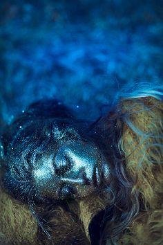 darksilenceinsuburbia:  Elizaveta Porodina. Foster Care (III). Muse: Stella von SengerHair and makeup: Bianca BättigPhoto assistance: Milena Wojhan