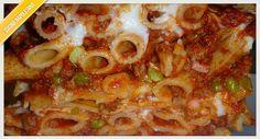 Uno dei piatti tipici del riciclo di cibo è il timballo di maccheroni di cui vi presentiamo tutti i passaggi della ricetta alla napoletana.