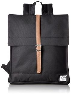 A single strap Herschel that's sized for everyday use.