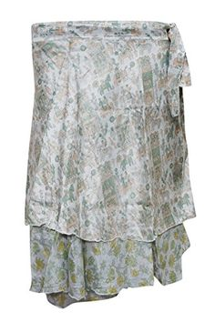 Mogul Women's Beach Wrap Skirt Two Layer Reversible Mini ... https://www.amazon.com/dp/B071PDPHPL/ref=cm_sw_r_pi_dp_x_nsAlzb7NSYKQV