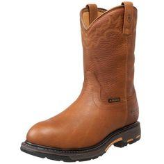 Ariat Men's Workhog Pull-On Waterproof Boot