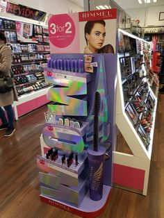 Custom point of purchase POP displays and retail store point sale display stands at POPAI Global! China's leading POS retail display fixtures & retail display solutions manufacturer, suppliers, factory by Australia Imports. Pos Display, Display Design, Display Shelves, Product Display, Display Stands, Pos Design, Retail Design, Design Blogs, Point Of Purchase