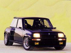Renault R5 Turbo (Unos de los coches de mi infancia)
