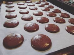 We Liked this on Instagram ... nicogastronomia: Macarons en proceso  #macarons #chocolate #receta #recipe #food #foodie #taste #foodlovers #instafood #instagood #instabueno #gastronomia #gastrolovers #yum #yummy