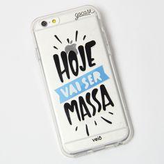 Capinha para celular Massa