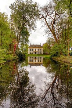 Love this manor house . Love this manor house Mehr Beautiful World, Beautiful Homes, Beautiful Places, Beautiful Buildings, Architecture, My Dream Home, Old Houses, Future House, Countryside