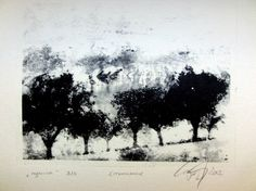 regnerisch - lithografie
