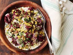 Sweet roasted beets, paired with the heat of horseradish = a winning combo.