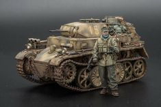 Panzer Ii, Armored Vehicles, Armored Car, Model Tanks, Military Modelling, Photos Du, Military Vehicles, Wwii, Planes