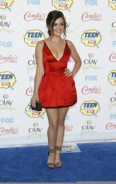 Lucy Hale at the TCA' s