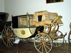 Double carriage. Belonged to Maria Feodorovna