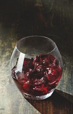 Blueberry On The Rocks | Junior Johnson's Midnight Moon // Handcrafted Legal Moonshine
