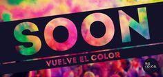 WCF - Next Edition 2014 - Soon !!! We Color Festival, Logos, Musica, Logo