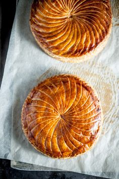 GALETTE DES ROIS  This dessert is only served once a year and every child in France is waiting for 6 January (Epiphany).  - See more at: http://www.raymondblanc.com/recipes/galette-des-rois/#.dpuf