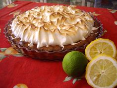 : KEY LIME PIE
