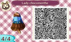 Lady Chocomenthe