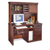 Found it at Wayfair - Huntington Club Credenza Desk with Hutch