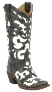 Corral Antiqued Boots