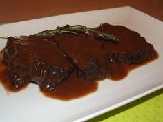 La cocina de Monis: Carrilleras de ternera en salsa de vino tinto