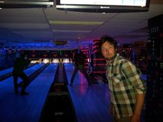 Every monday is bowling time!