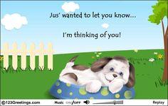 Thinking of U.  ( clic on pic )
