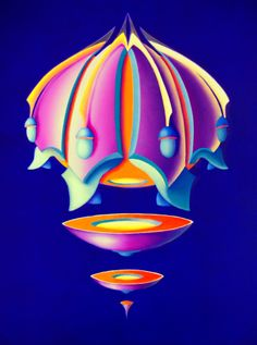 Merry no go round, 2010, olio e acrilico su tela, 80x60 cm - Ignazio Mazzeo #art #painting #colours #nature #ignaziomazzeo