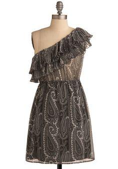Shoulder to Share Dress, #ModCloth