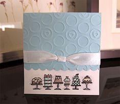 Birthday Bakery by veravan - Cards and Paper Crafts at Splitcoaststampers