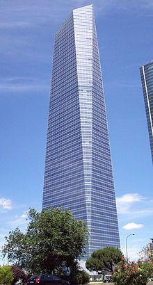 Torre de Cristal (Madrid). Cesar Pelli