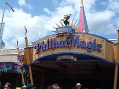 Mickey's Philharmagic Magic Kingdom Disney World this is apparently a do not miss at WDW.  Adding to the list!