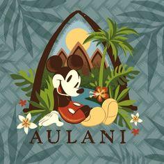 jeff granito disney 65-74 | Disney Aulani Resort & Spa : Mickey Mouse by Jeff Granito:) disney aulani, aulani hawaii #hawaii #familytravel #disney