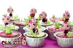 Ladybug+cupcakes+-+Cake+by+ChokoLate+