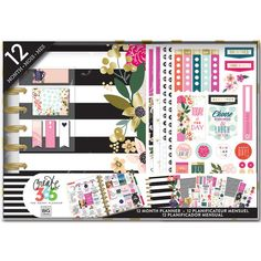 Create 365 The Happy Planner Box Kit Botanical | Blitsy