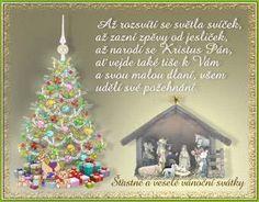 Animovaná vánoční přání