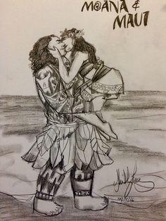 Moana and Moui's ship has sailed