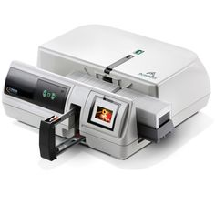 The Professional's Image Restoring Digital Slide Converter - Hammacher Schlemmer