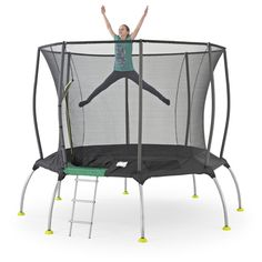TP Genius Trampoline with Igloo Door Entry 12ft Trampoline, Kids Trampoline, Center Of Excellence, Play Centre, Activity Toys, Outdoor Toys, Garden Toys, Christmas Gifts For Kids