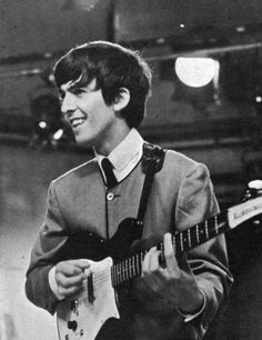 George Harrison is so awesome my nephew is named after him