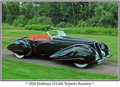 Art Deco Car, Coach Builders, Auto Retro, Roadster, Old Models, Future Car, Automotive Design, Sport, Car Photos