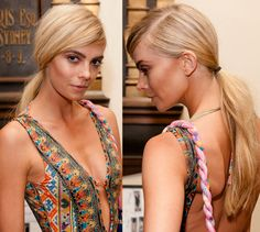 HAIR HOW-TO: THE ICONIC 60S PONYTAIL