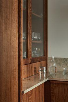 Kitchen Room Design, Home Decor Kitchen, Interior Design Kitchen, Home Kitchens, Interior And Exterior, Kitchen Board, New Kitchen, Beddinge, Built In Furniture