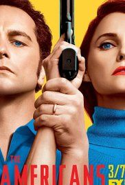 Season Four: Two Soviet intelligence agents pose as a married couple to spy on the American government.