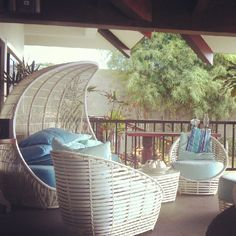 Ron Haydon Ottman Enrico | Furniture By Kenneth Cobonpue. #kennethcobonpue  #outdoorfurniture
