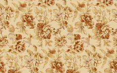 Vintage floral pattern wallpaperhttp://www.wallconvert.com
