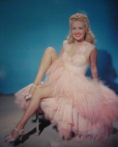 Beautiful Betty Grable
