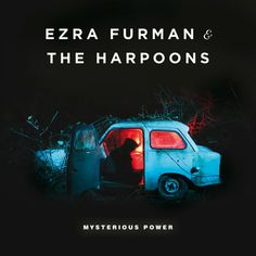 "Ezra Furman & The Harpoons: ""Mysterious Power"" (schoenwetter / Max Rebo, Teenage Wasteland, Cd Album, Jukebox, Album Covers, Mystery, Songs, Mysterious, Car"