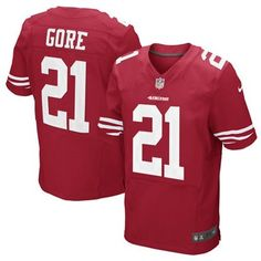 Nike Frank Gore San Francisco 49ers Authentic Jersey-Red http://www.sportsfevercal.com/NFL_San_Francisco_49ers_Jerseys/san-francisco-49ers-frank-gore-authentic-nike-jersey-red-call-to-order/